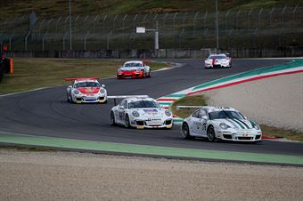 Pisani Sauto (Porsche 997 Cup My 12 GTCup #176 , CAMPIONATO ITALIANO GRAN TURISMO