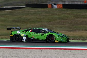 Vedel Veglia (Antonelli Motorsport,Lamborghini HUracan GT3 #19) , CAMPIONATO ITALIANO GRAN TURISMO