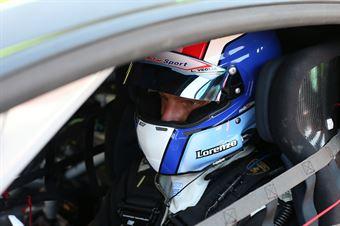 Lorenzo Veglia (Antonelli Motorsport,Lamborghini HUracan GT3 #19) , CAMPIONATO ITALIANO GRAN TURISMO