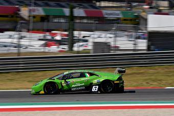 Zampieri Altoè (Antonelli Motorsport,Lamborghini Huracan #63) , CAMPIONATO ITALIANO GRAN TURISMO