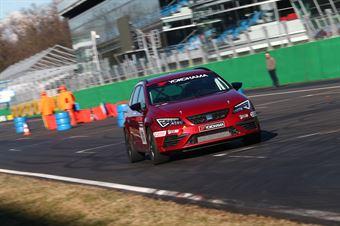 Campione dell'Anno, Seat Leon Cupra ST, Seat Motor Sport Italia, Stefano Albertini, TCR DSG ENDURANCE