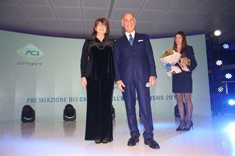 Rossella Amadesi CEA, TCR DSG ENDURANCE