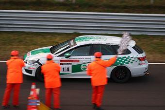 Campione dell'Anno, Seat Leon Cupra ST, Seat Motor Sport Italia, Fabrizio Andolfi, TCR DSG ENDURANCE