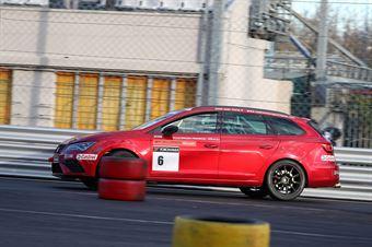 Campione dell'Anno, Seat Leon Cupra ST, Seat Motor Sport Italia, Nicola Baldan, CAMPIONATO ITALIANO TURISMO TCS