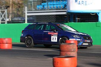 Campione dell'Anno, Seat Leon Cupra ST, Seat Motor Sport Italia, Giordano Pietro Belfiore, TCR DSG ENDURANCE