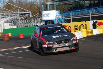 Campione dell'Anno, Seat Leon Cupra ST, Seat Motor Sport Italia, Michele Beretta, TCR DSG ENDURANCE