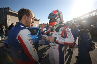 Campione dell'Anno, Seat Leon Cupra ST, Seat Motor Sport Italia, Michele Beretta, Alex Frassineti, TCR DSG ENDURANCE