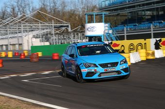 Campione dell'Anno, Seat Leon Cupra ST, Seat Motor Sport Italia, Elvis Borsoi, CAMPIONATO ITALIANO TURISMO TCS