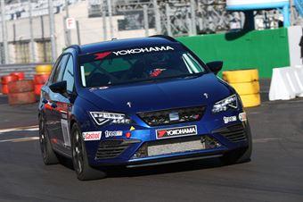 Campione dell'Anno, Seat Leon Cupra ST, Seat Motor Sport Italia, stefano Comandini, TCR DSG ENDURANCE