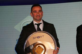 Simone Faggioli, Campione Europeo Velocità in Salita, TCR DSG ENDURANCE