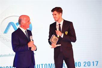 Antonio Giovinazzi, Ferrari, CAMPIONATO ITALIANO TURISMO TCS