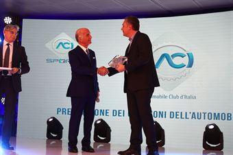 Mario Isola, Pirelli Tyre, CAMPIONATO ITALIANO TURISMO TCS