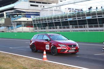 Campione dell'Anno, Seat Leon Cupra ST, Seat Motor Sport Italia, Lucky, TCR DSG ENDURANCE