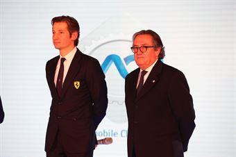 Giancarlo Minardi, Supervisore Scuola Federale, Massimo Rivola, ferrari Driver Accademy, CAMPIONATO ITALIANO TURISMO TCS