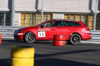 Campione dell'Anno, Seat Leon Cupra ST, Seat Motor Sport Italia. Lugio Peruggini, TCR DSG ENDURANCE