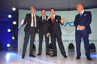 Alessandro Pier Guidi, Ferrari,vincitore FIA WEC for LMGTE drivers, CAMPIONATO ITALIANO TURISMO TCS