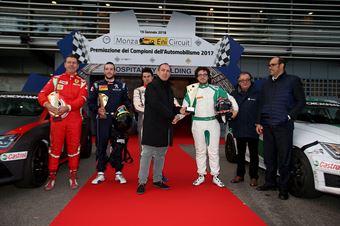 Campione dell'Anno, Seat Leon Cupra ST, Seat Motor Sport Italia, Eugenio Pisani, CAMPIONATO ITALIANO TURISMO TCS