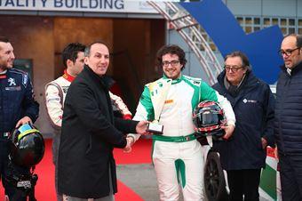 Campione dell'Anno, Seat Leon Cupra ST, Seat Motor Sport Italia, Eugenio Pisani, TCR DSG ENDURANCE