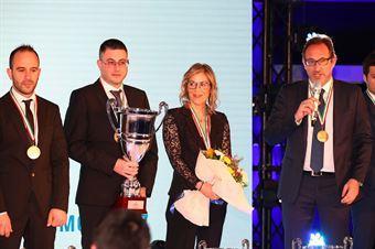 Carlo Leoni, Anna Andreussi, Peugeot Italia, CAMPIONATO ITALIANO TURISMO TCS