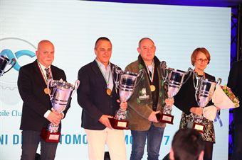 Fabrizia Pons, Autostoriche Rally, CAMPIONATO ITALIANO TURISMO TCS