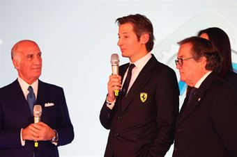 Massimo Rivola, Ferrari Driver Accademy, CAMPIONATO ITALIANO TURISMO TCS