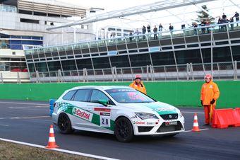 Campione dell'Anno, Seat Leon Cupra ST, Seat Motor Sport Italia, Enrico Rondinelli, TCR DSG ENDURANCE