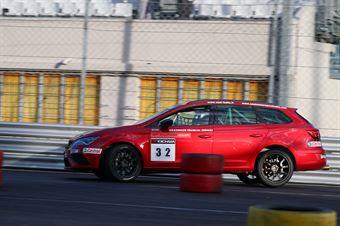 Campione dell'Anno, Seat Leon Cupra ST, Seat Motor Sport Italia, Marco Sbrollini, TCR DSG ENDURANCE