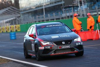 Campione dell'Anno, Seat Leon Cupra ST, Seat Motor Sport Italia, Domenico Scola, TCR DSG ENDURANCE