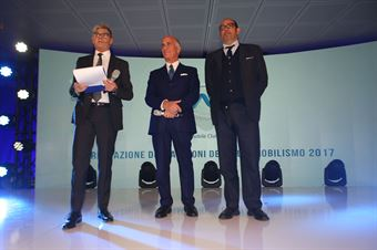 Angelo Sticchi Damiani, Presidente ACI, Marco Ferrari, FORMULA REGIONAL EUROPEAN CHAMPIONSHIP