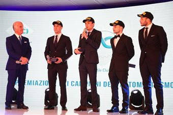 Pirelli Tyre, ACI Team Italia, TCR DSG ENDURANCE