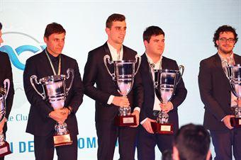 Alberto Cerqui, Stefano Comandini, Simone Niboli, Eugenio Pisani Campionato Italiano Gran Turismo, TCR DSG ENDURANCE