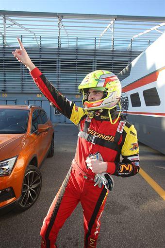 Campione dell'Anno, Seat Leon Cupra ST, Seat Motor Sport Italia, Marco Zanchetta, TCR DSG ENDURANCE