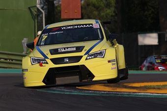 Massimiliano Gagliano (Volkswagen Golf GTI TCR #21), TCR ITALY TOURING CAR CHAMPIONSHIP