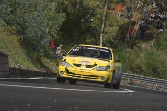 Salvatore Garzia (Caltanisetta Corse, Renault Megane #107), CAMPIONATO ITALIANO VELOCITÀ MONTAGNA