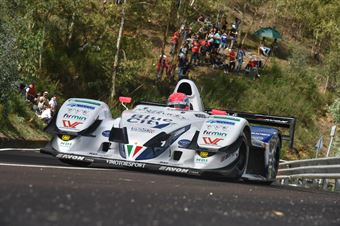 Merli Christian ( Vimotorsport, Osella FA 30 Zytek LRM #1, CAMPIONATO ITALIANO VELOCITÀ MONTAGNA