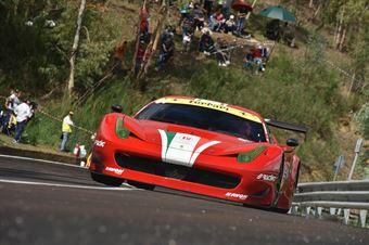 Peruggini Lucio(Ab Motorsport, Ferrari 458 Gt3 #54), CAMPIONATO ITALIANO VELOCITÀ MONTAGNA