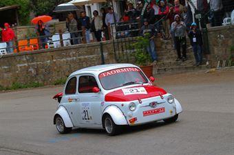 Taormina Samuele ( Fiat 500 #21), CAMPIONATO ITALIANO VEL. SALITA AUTO STORICHE