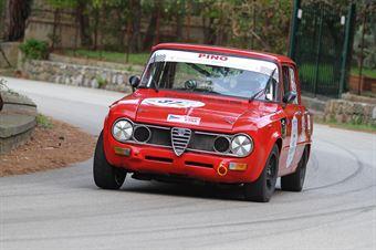 Pino Antonino ( Alfa Romeo Giulia, Etna #37), CAMPIONATO ITALIANO VEL. SALITA AUTO STORICHE