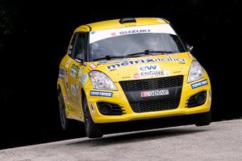 Corrado Peloso, Massimo Iguera (Suzuki Swift R1 #83, La Superba), CAMPIONATO ITALIANO WRC