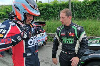 Pedro e Paolo Porro_Shakedown, CAMPIONATO ITALIANO WRC