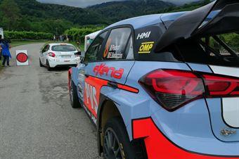 Pedro, Emanuele Baldaccini (Hyundai i20 WRC #8, Daytona Race), CAMPIONATO ITALIANO WRC