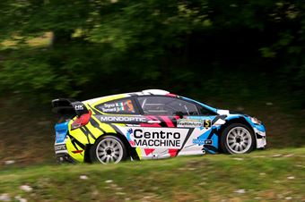 Marco Signor, Patrick Bernardi (Ford Fiesta WRC #5, Sama Racing), CAMPIONATO ITALIANO WRC