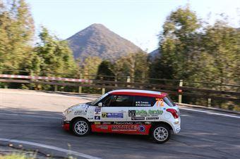 Mauro Cornero, Marino Mondino (Suzuki Swift #72, Alma Racing), CAMPIONATO ITALIANO WRC