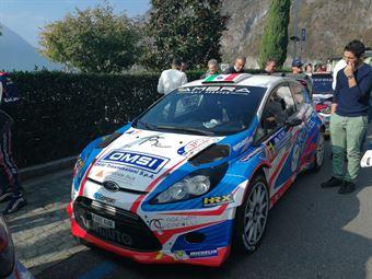Rally Trofeo ACI Como Riordino Porlezza, CAMPIONATO ITALIANO WRC