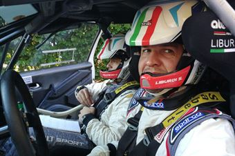 Stefano Liburdi, Andrea Colapietro (Peugeot 207 S2000 #24, Motor Group), CAMPIONATO ITALIANO WRC