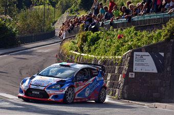 Stefano Albertini, Danilo Fappani (Ford Fiesta WRC #1, Mirabella Mille Miglia), CAMPIONATO ITALIANO WRC