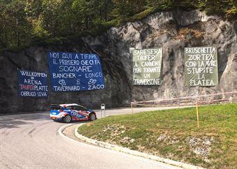 Albertini Fappani (Ford Fiesta Wrc #1 Scuderia Mirabella Millemiglia), CAMPIONATO ITALIANO WRC