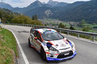Bancher Pierleonardo, Longo Giandomenico (Ford Fiesta WRC #10, Pintarally Motosport) , CAMPIONATO ITALIANO WRC