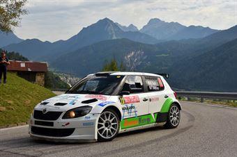 Matteo Dapra, Fabio Andrian (Skoda Fabia S2000 #23, Car Racing) , CAMPIONATO ITALIANO WRC