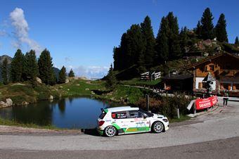 Matteo Dapra, Fabio Andrian (Skoda Fabia S2000 #23, Car Racing), CAMPIONATO ITALIANO WRC